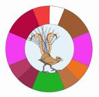 77 Lyrebird logo