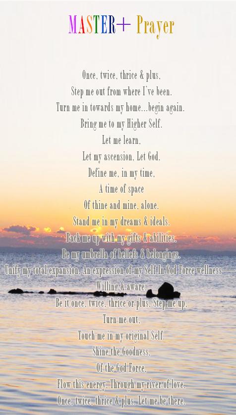 MasterPlus-Prayer