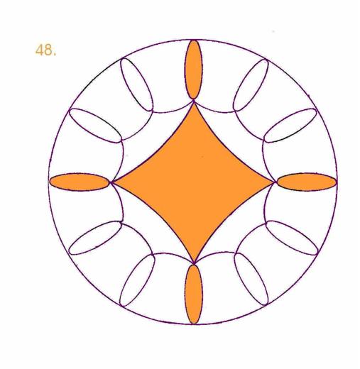 AMBER mandala 48