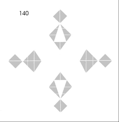 WHITE mandala 140